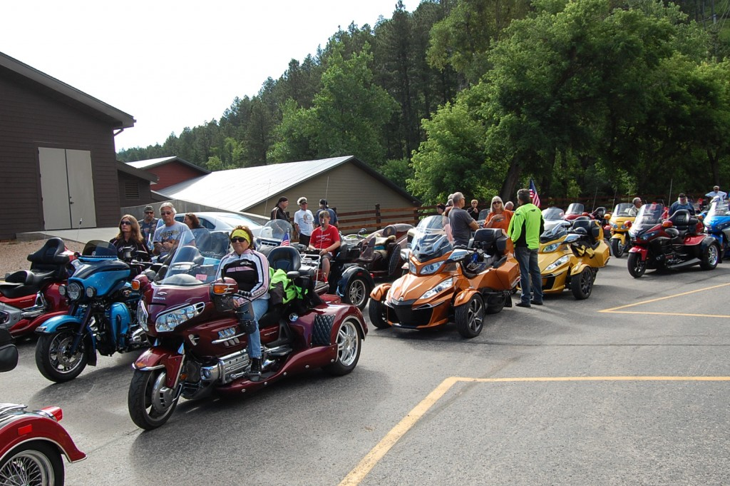 Hondas and Harleys and Spyders, Oh My!